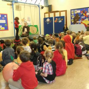 Roald Dahl Day October 2012 4